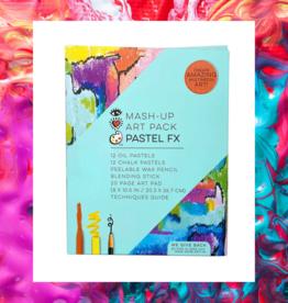 BRIGHT STRIPES MASH UP ART PACK PASTEL FX