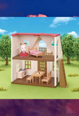 INTERNATIONAL PLAYTHINGS EPOCH RED ROOF COZY COTTAGE STARTER HOME