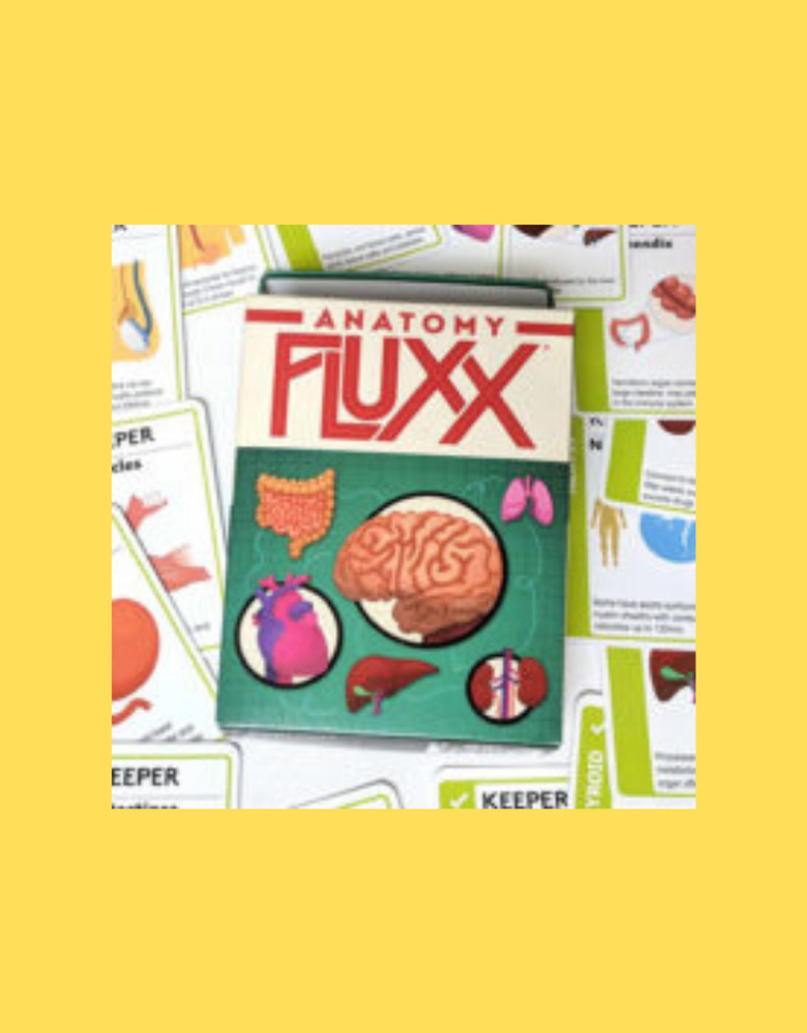 ACD TOYS GAMES ANATOMY FLUXX