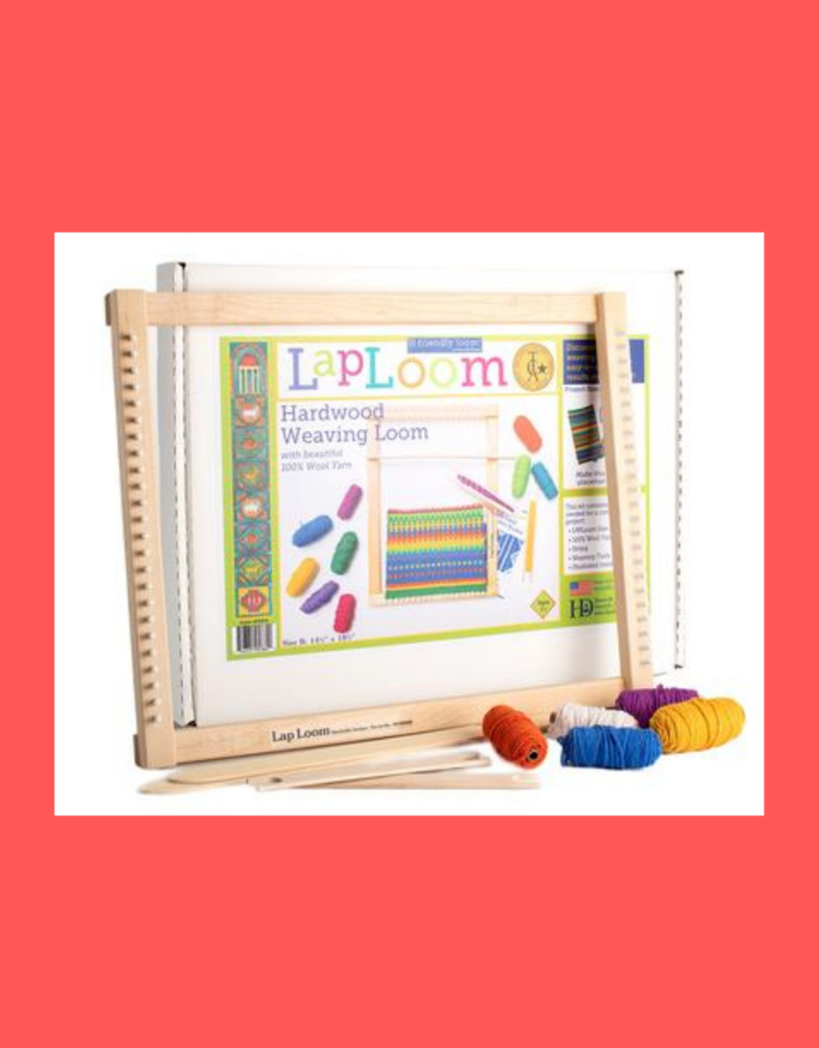 HARRISVILLE LAPLOOM LAP LOOM KIT B