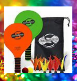 FUNSPARKS JAZZMINTON DELUXE COMBO PACK