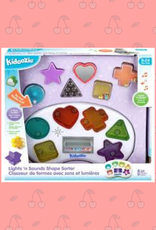 KIDOOZIE SHAPE SORTER LIGHT SOUND