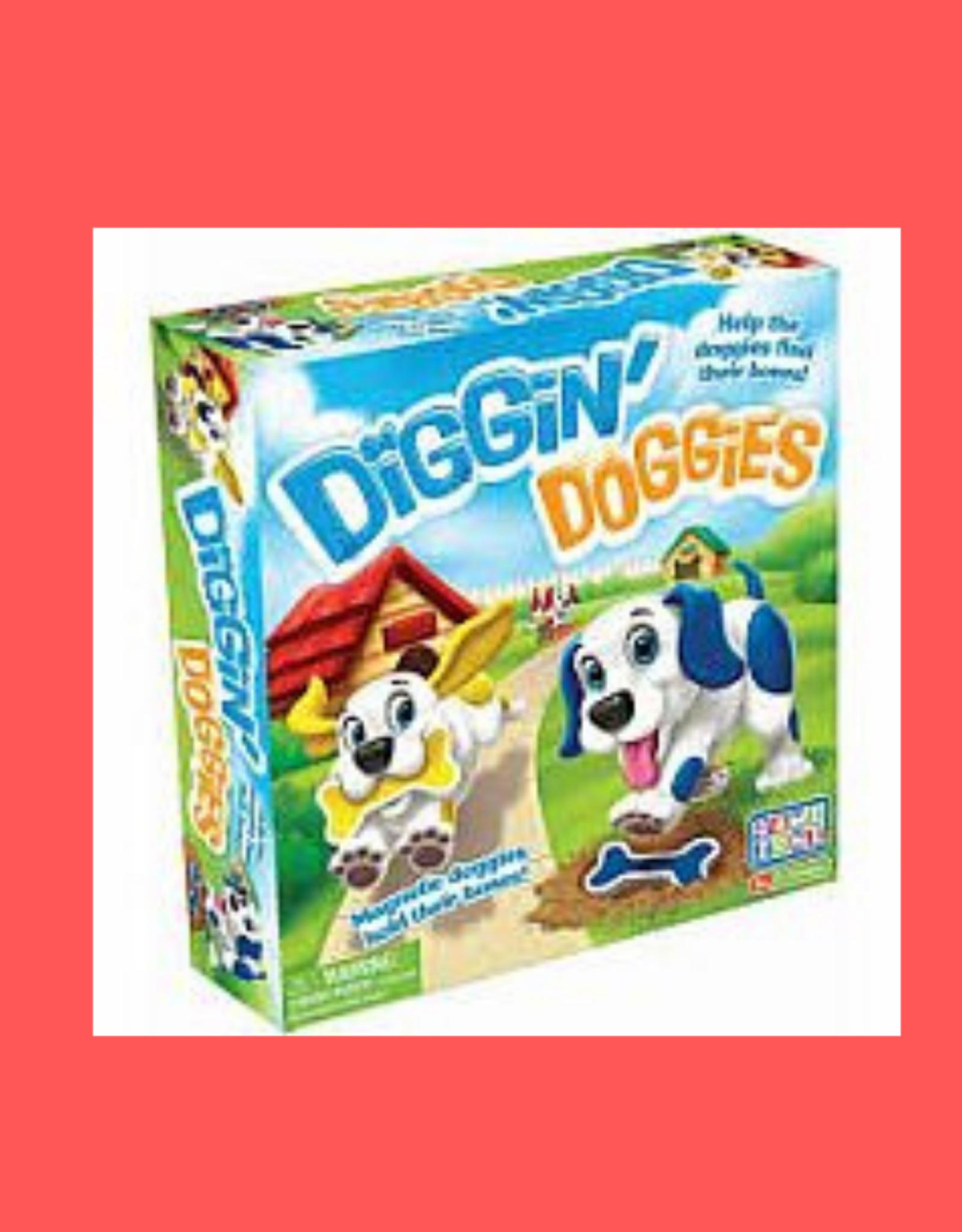 GAME ZONE DIGGIN DOGGIES