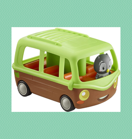 FAT BRAIN TIMBER TOTS ADVENTURE BUS*