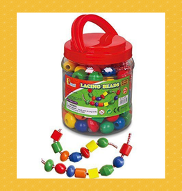 ORIGINAL TOY LACING BEADS