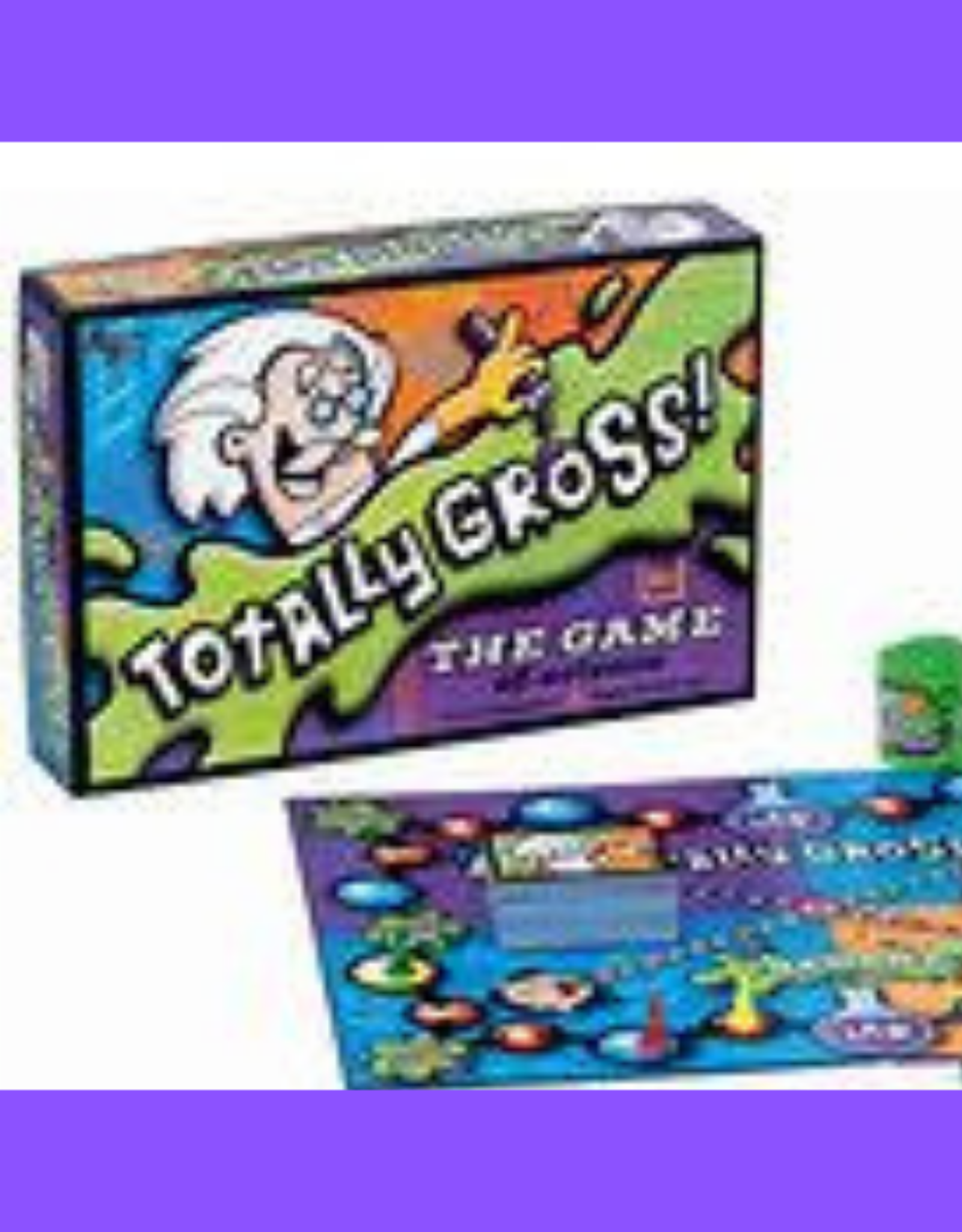 TOTALLY GROSS-GAME OF SCIENCE