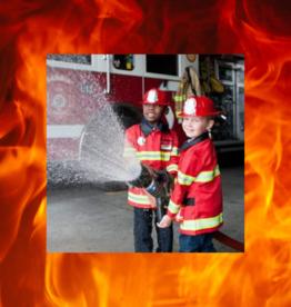 GREAT PRETENDERS FIREFIGHTER  5 PC