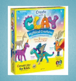 CREATIVITY FOR KIDS MYTHICAL CREATURES