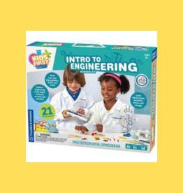 STEM EXPERIMENT KIT THAMES & KOSMOS Intro to Engineering