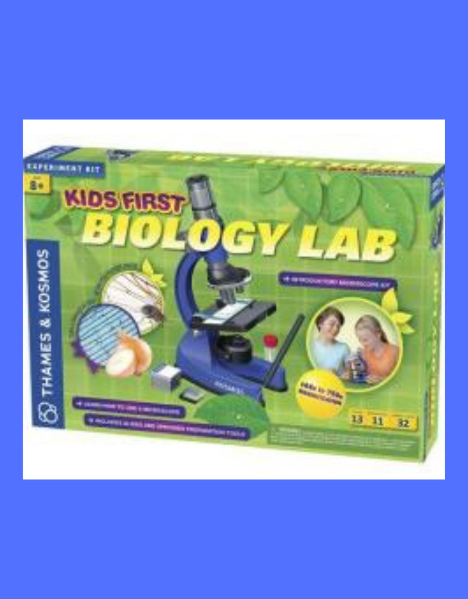 THAMES & KOSMOS Kids First Biology Lab (V 2.0)