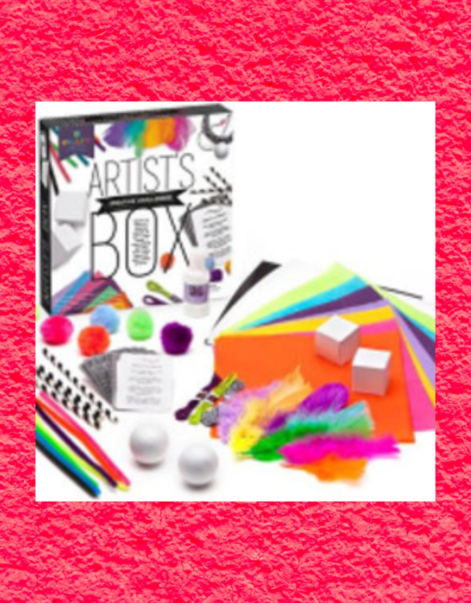 ANN WILLIAMS ARTISTS BOX