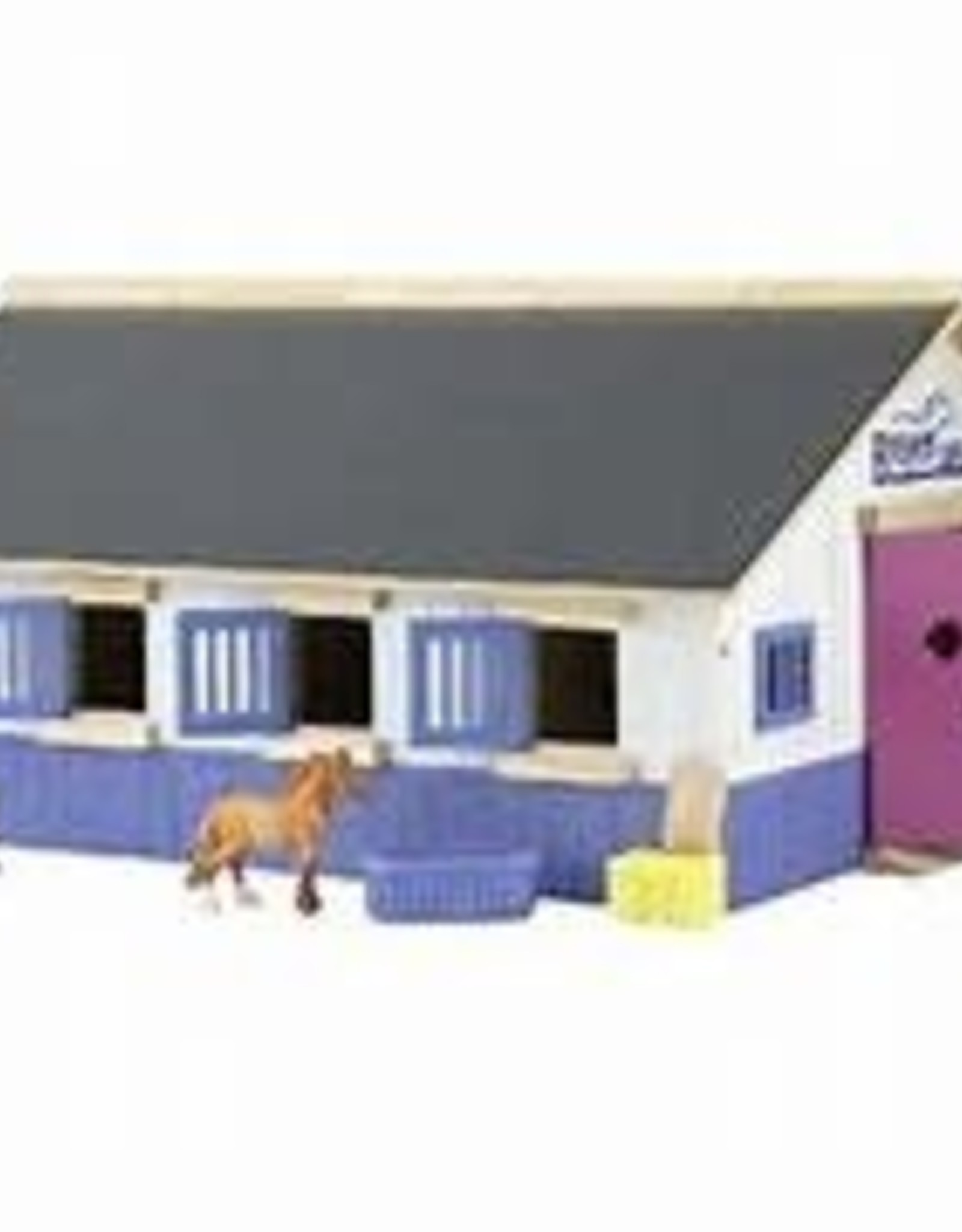 STABLE PLAYSET DELUXE
