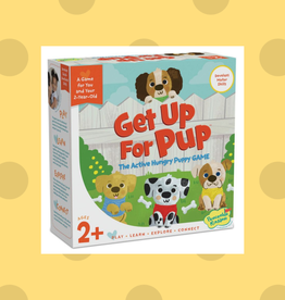 PEACEABLE KINGDOM MINDWARE GET UP FOR PUP