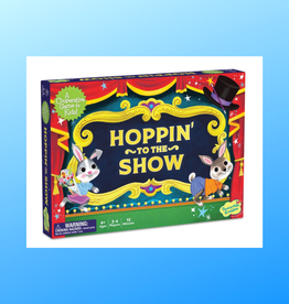 PEACEABLE KINGDOM MINDWARE HOPPIN' TO THE SHOW