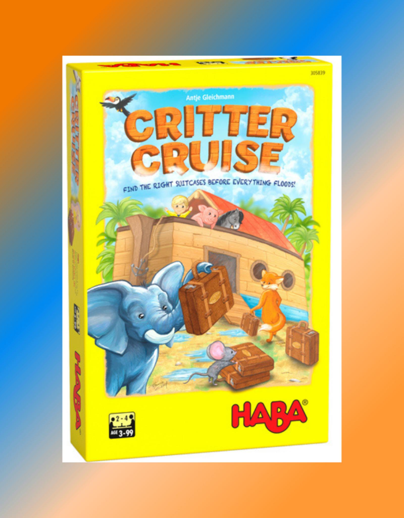 HABA CRITTER CRUISE