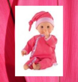 COROLLE BABY CALIN  MYRTILLE