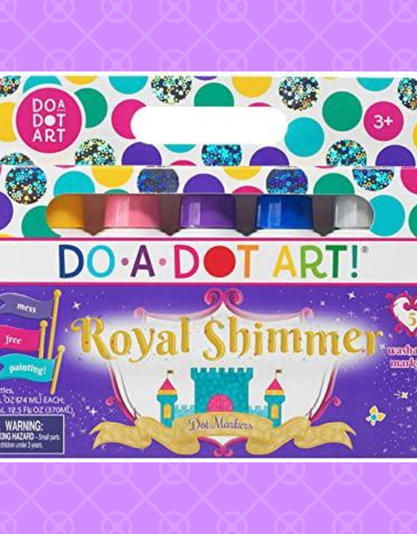 DO A DOT ROYAL SHIMMER 5 PAINT