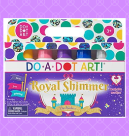 DO A DOT ROYAL SHIMMER 5 PC PAINT