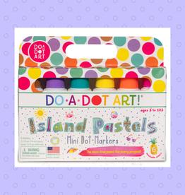 DO A DOT ISLAND PASTELS 6 PC PAINT