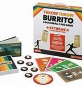 ACD TOYS GAMES THROW THROW BURRITO A DODGEBALL CARD GAME