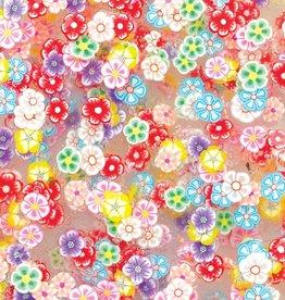 CRAZY ARRON FLOWER FINDS PINK