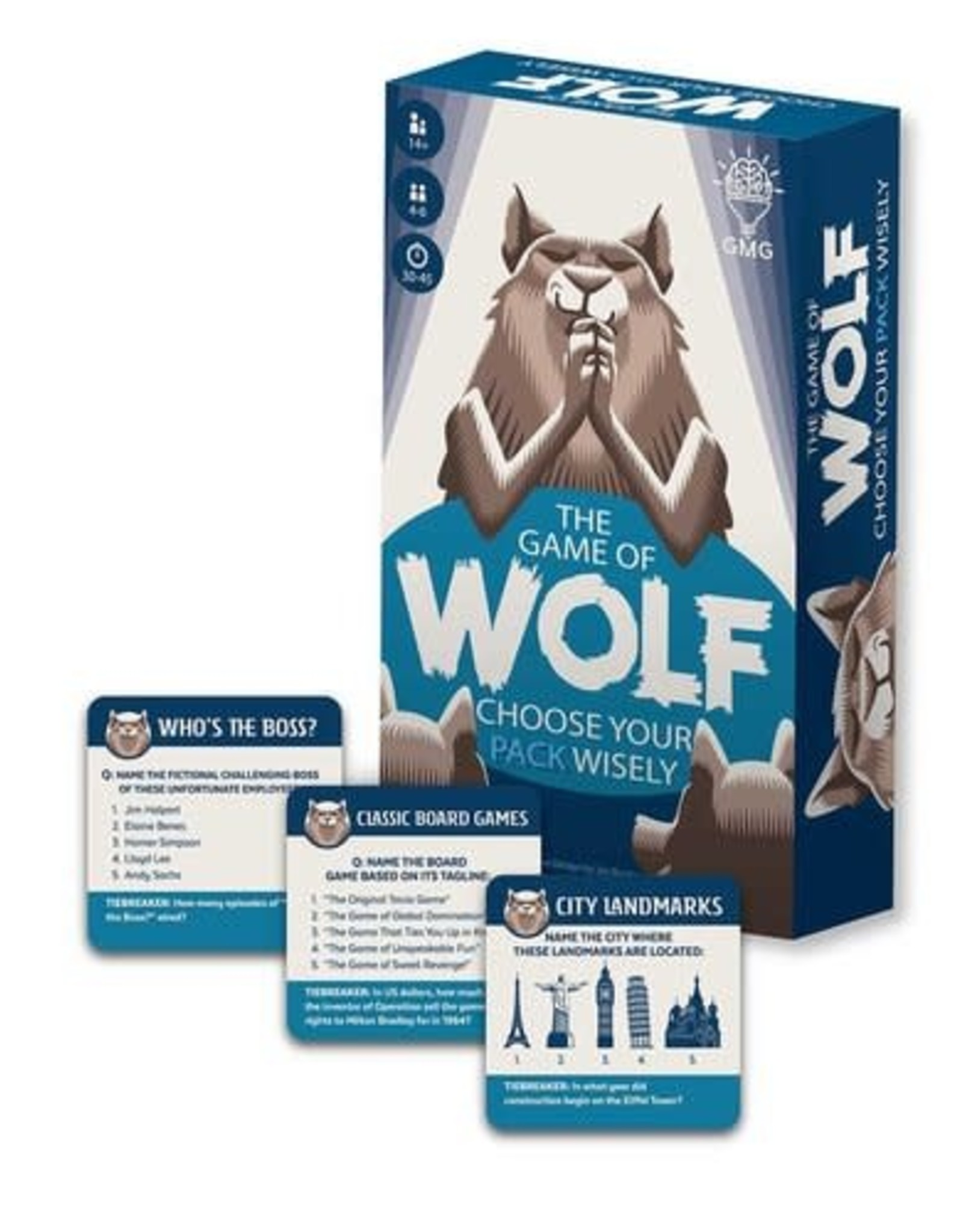 GRAY MATTERS GAMES WOLF GAME OF WOLF