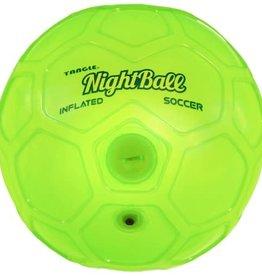NIGHTBALL SOCCER NIGHTBALL GREEN
