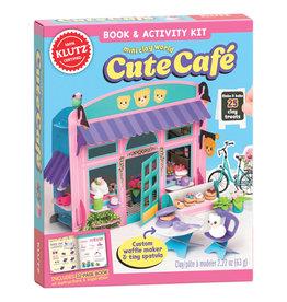 KLUTZ MINI CLAY WORLD CUTE CAFÉ