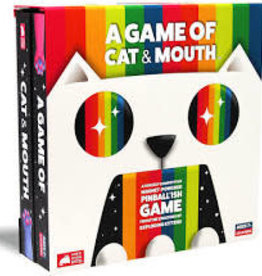ACD TOYS GAMES CAT AND MOUTH PARTY GAME