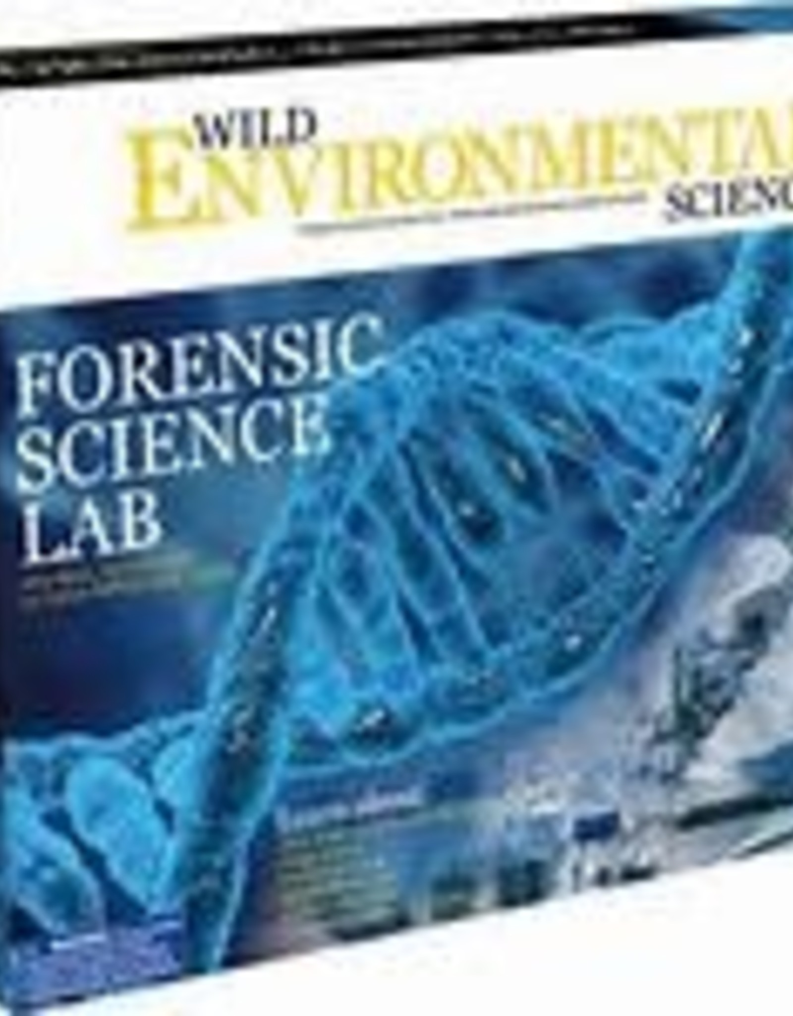 LEARNING ADVANTAGE FORENSIC SCIENCE LAB