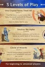 WIZARDS AND WOLVES