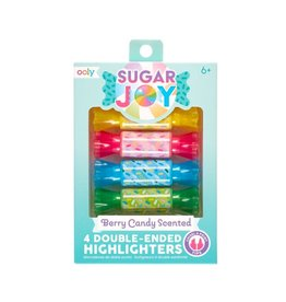 OOLY BERRY CANDY SCENTED HIGHLIGHTERS