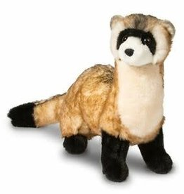 DOUGLAS CUDDLE TOY VINCE BLACKFOOTED FERRET