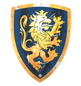 HOTALING IMPORTS BLUE SHIELD LIONTOUCH NOBLE KNIGHT
