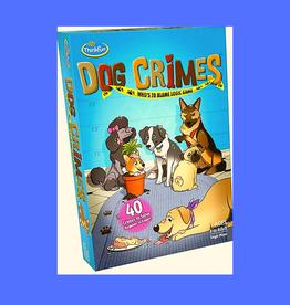 THINK FUN RAVENSBURGER DOG CRIMES