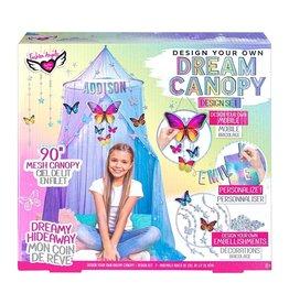 FASHION ANGELS Design Your Own Dream Canopy Design Set