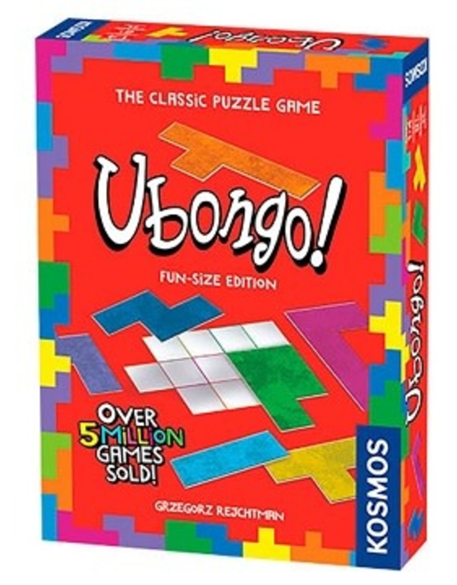 UBONGO! FUN SIZE EDITION
