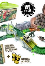 JITTERYGIT Dinomaniacs Dino's Journey Playset