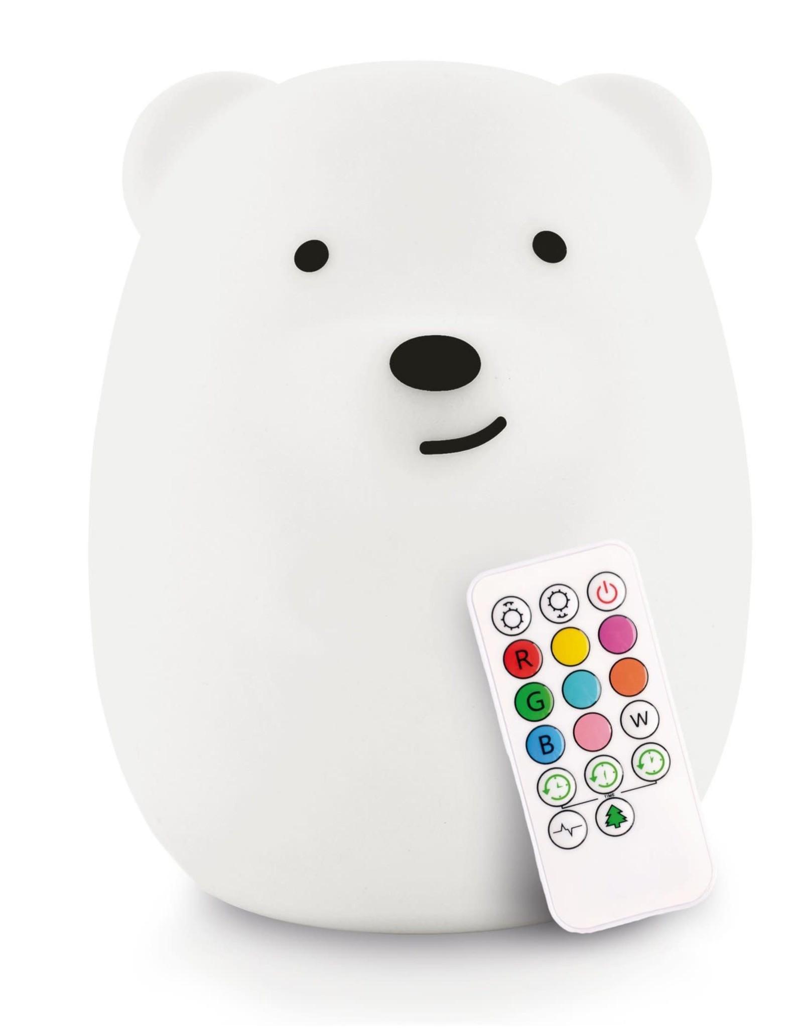 LUMIEWORLD LumiPets® Night Lamp Companion - Bear