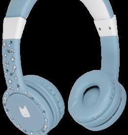LIGHT BLUE HEADPHONES TONIES
