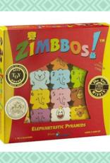 BLUE ORANGE ZIMBBOS ELEPHANTASIC PYRAMIDS