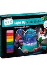 MINDWARE MYO Light Up Snow Globes