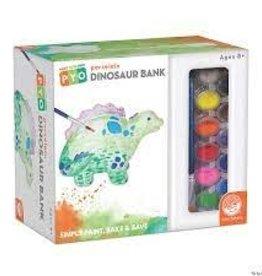 MINDWARE Pyo: Porcelain: Dinosaur Bank