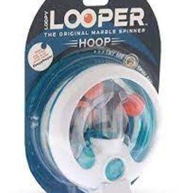 BLUE ORANGE LOOPY LOOPER HOOP BLUE