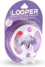 BLUE ORANGE LOOPY LOOPER EDGE PURPLE