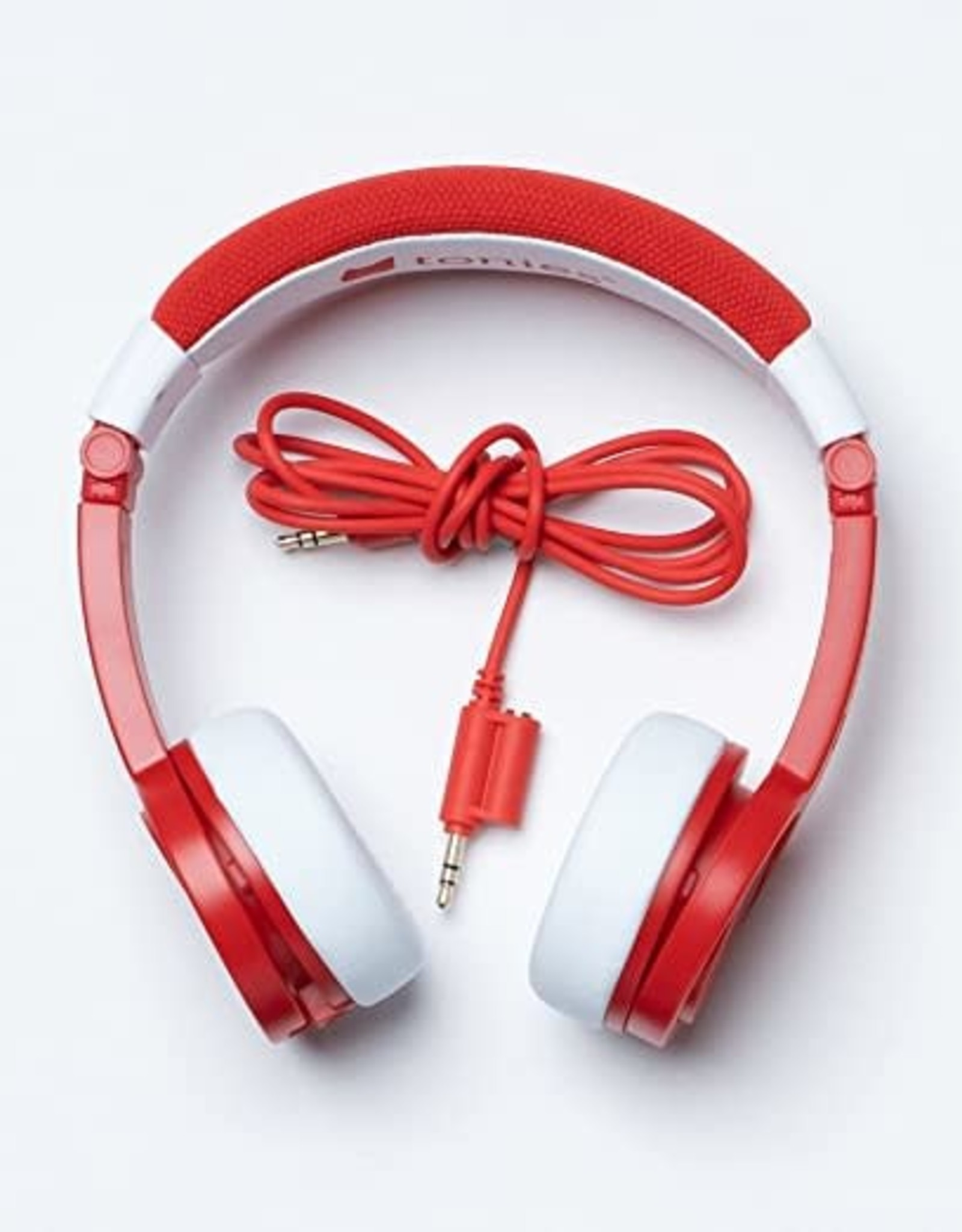 RED HEADPHONES TONIES