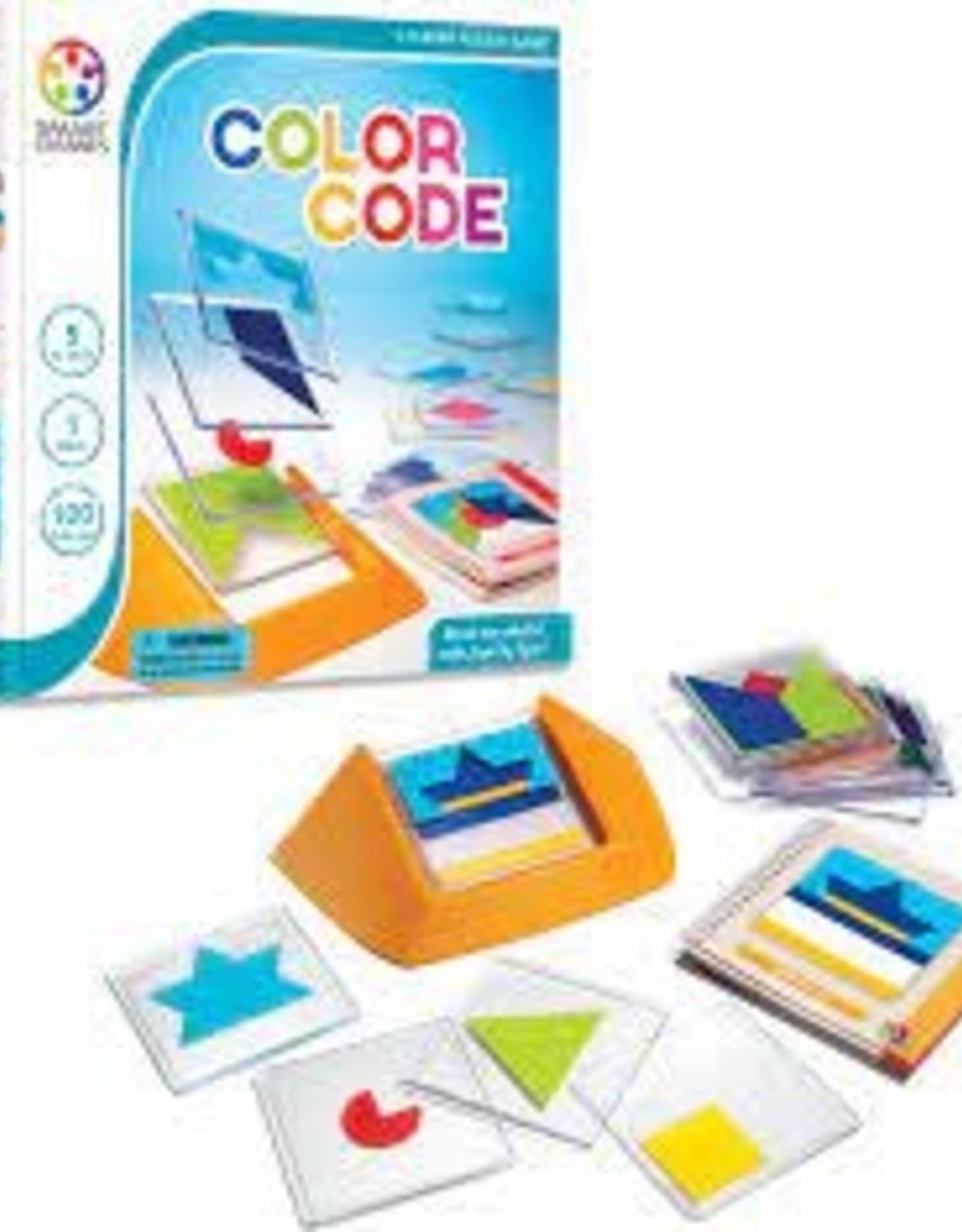 SMART GAMES STG COLOR CODE
