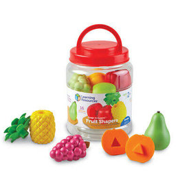 Learning Resources SNAP N LEARN FRUIT SHAPERS