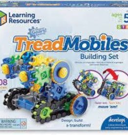 Learning Resources GEARS TREADMOBILES