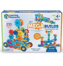 Learning Resources GEARS MEGA BUILDS